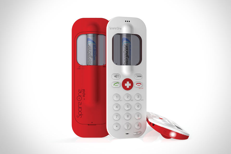 Спасательный телефон SpareOne