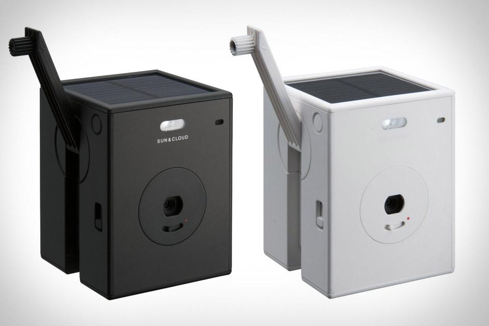 Автономная цифровая камера Sun and Cloud