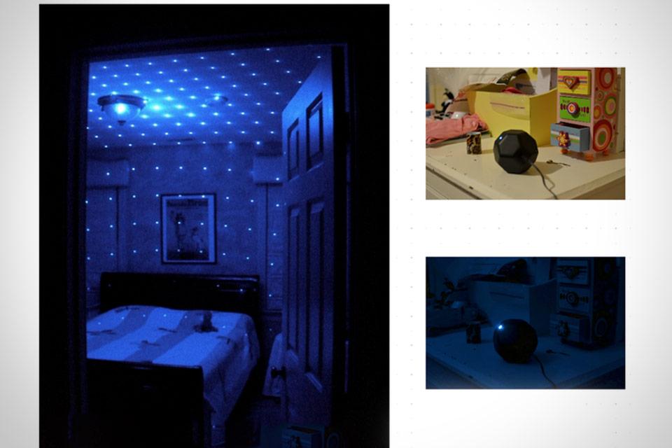Лазерная лампа Firefly