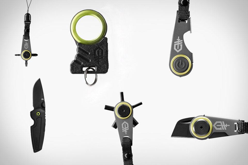 6 миниатюрных инструментов Gerber для выживания
