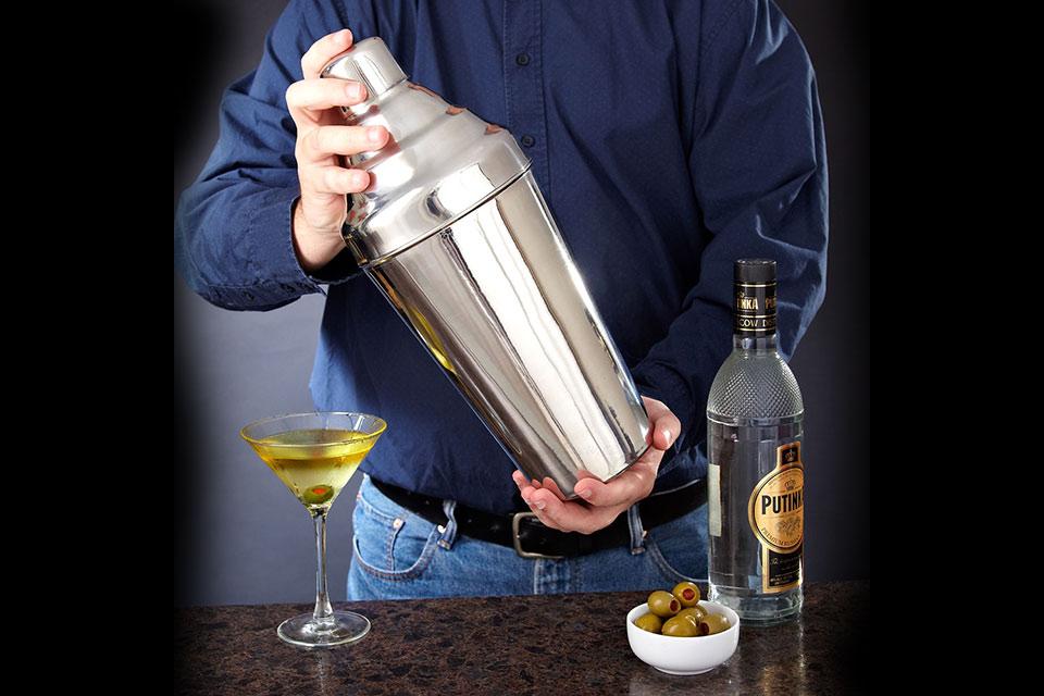 Шейкер для коктейлей Massive Sasquatch Cocktail Shaker