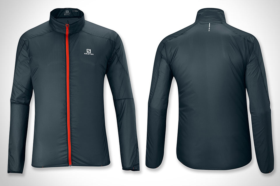 Карманная ветровка Salomon Light Jacket