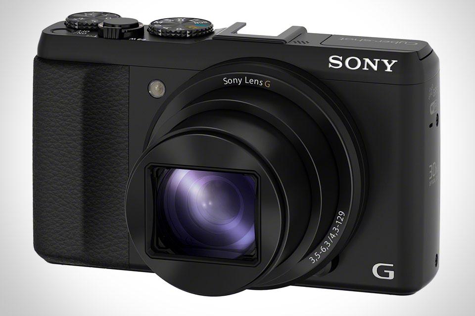 Компактный фотоаппарат Sony Cyber-shot HX50V