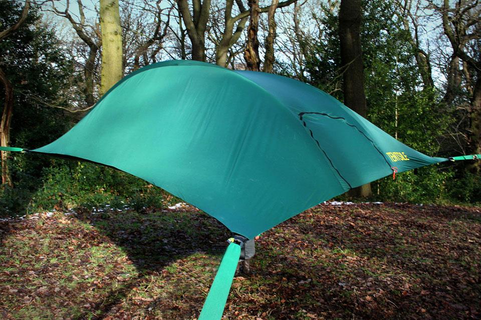 Висячая палатка Tentsile Stingray