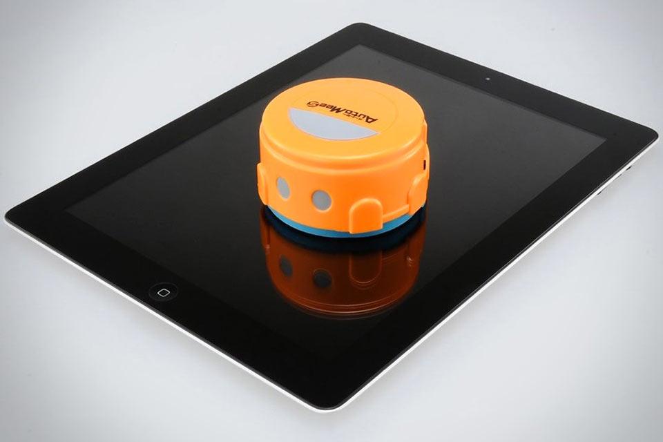 Робот для очистки экранов Automee S