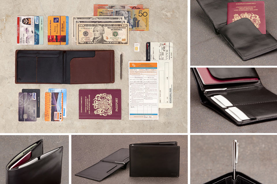 20a3a5ad1304 Лучшие кошельки для путешествий, включая портмоне для документов и паспорта