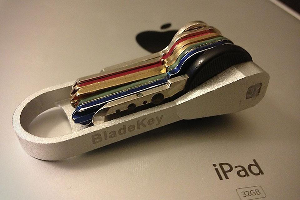 Замена кольцу для ключей BladeKey Bolt