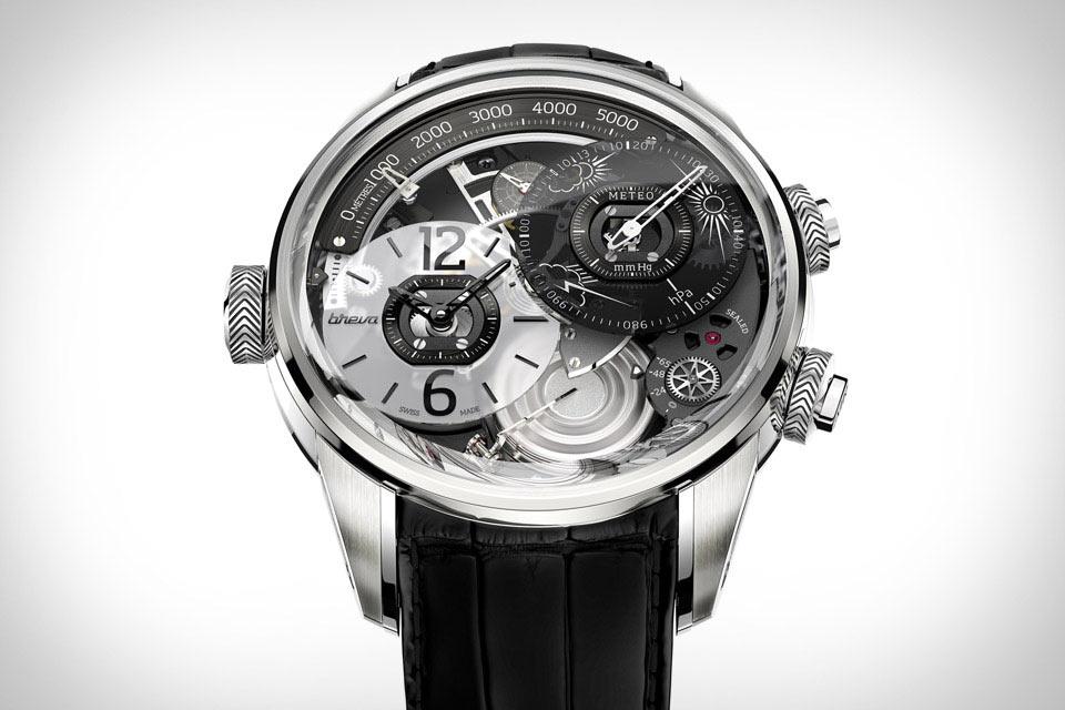 Часы  Breva Genie 01