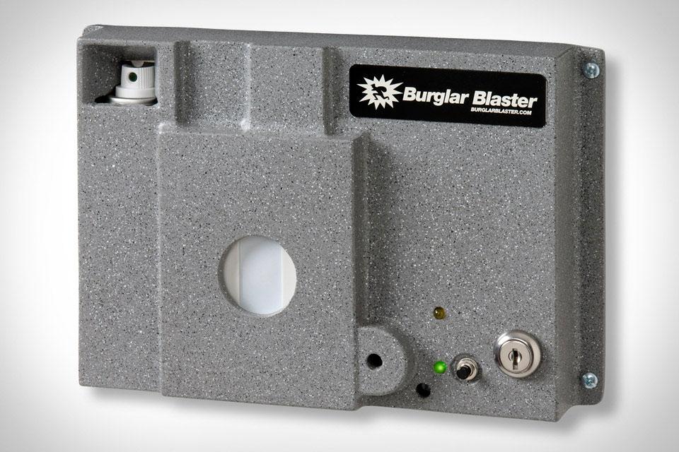 Домашняя система безопасности Burglar Blaster