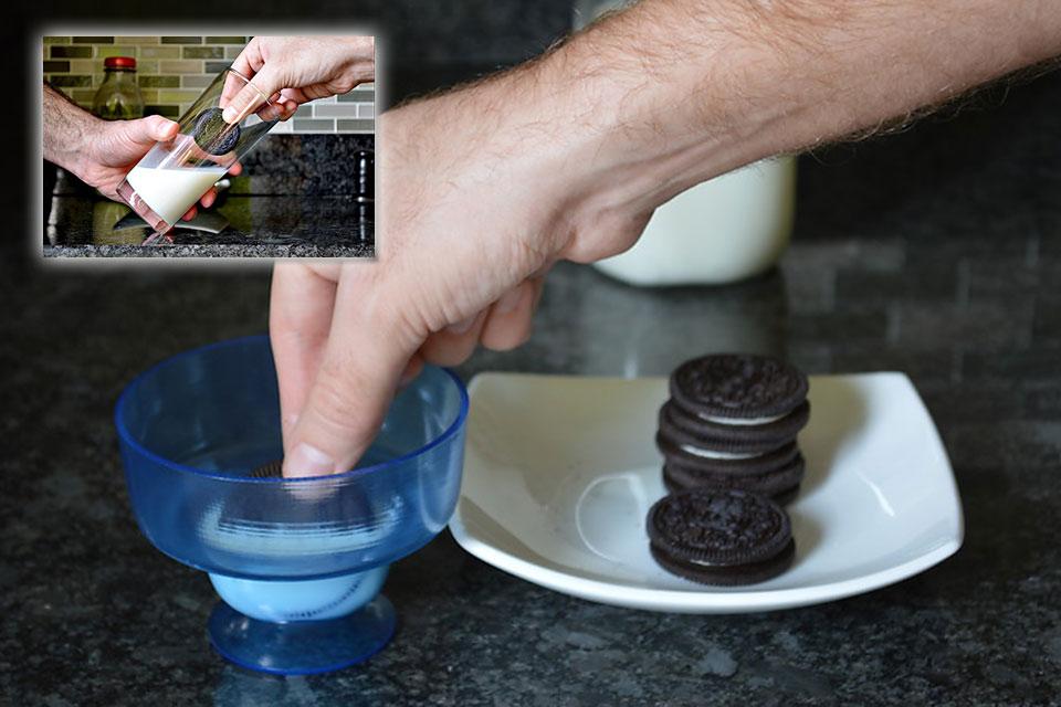 Лучшая чашка для любителей макать печеньки