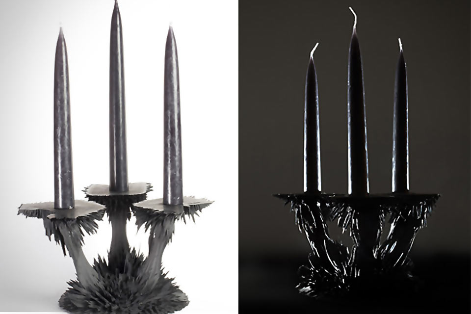 Подсвечник Gravity Candle Holder