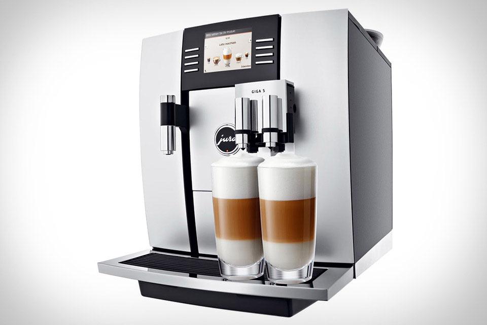 Кофемашина Jura Giga 5