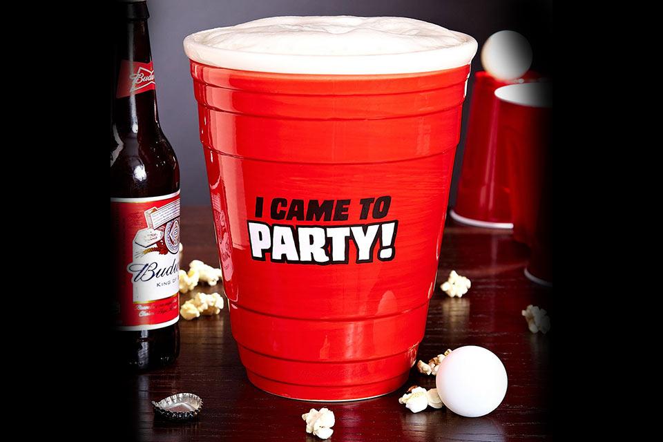 Гигантский керамический стакан Party Animal