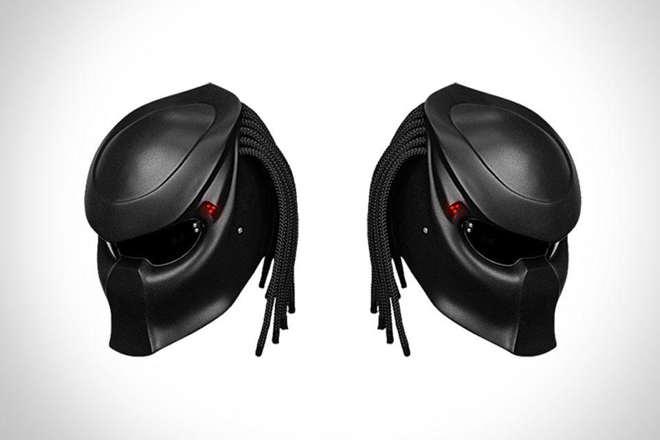 Мотошлем Predator Helmet