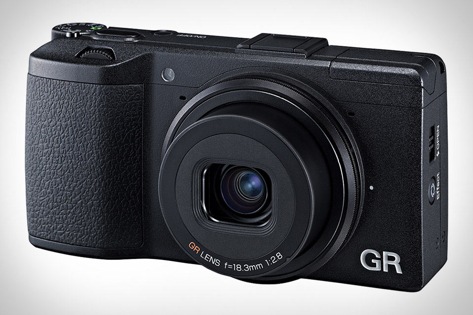 Фотоаппарат Ricoh GR