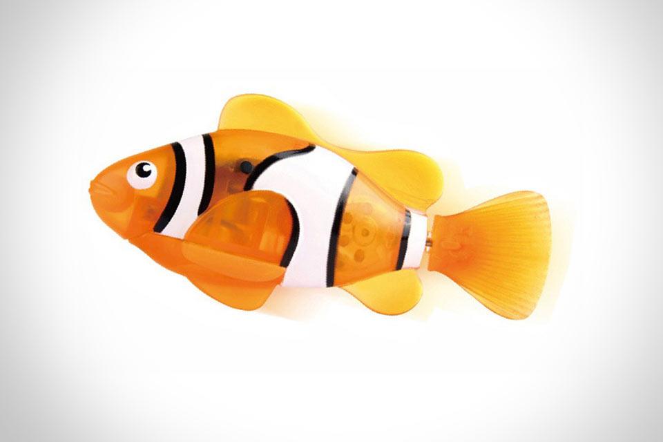 Рыбка робот Robo Fish