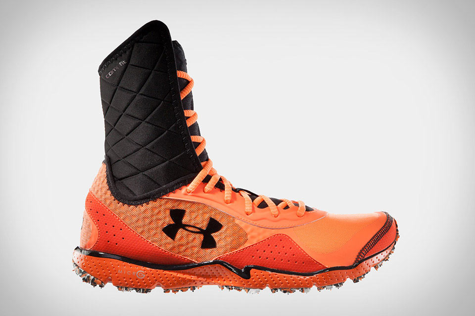 Штормовые кроссовки Under Armour FTHR Shield TRC Storm Trail