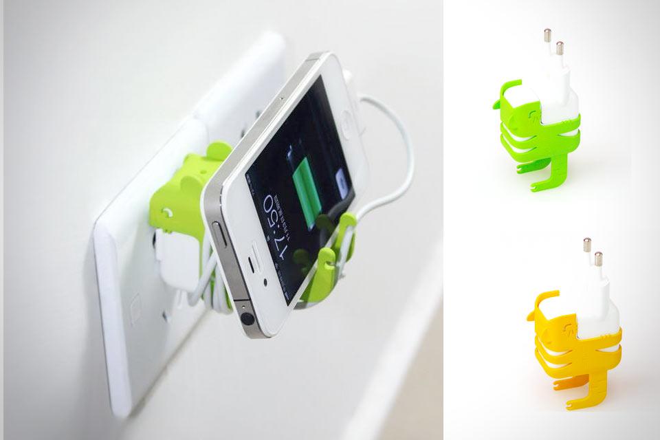 Чехол для зарядки iMouse Apple Charger Case