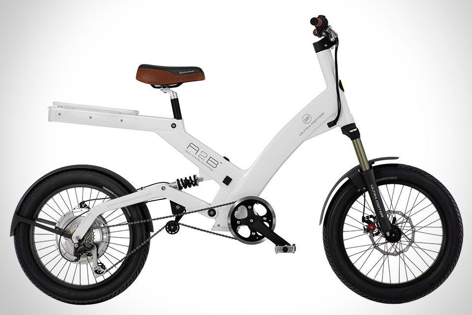 Электровелосипеды A2B