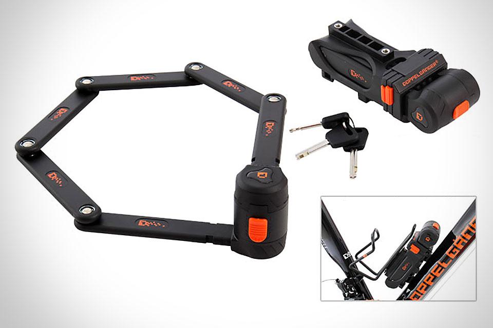 Велосипедный замок Doppelganger Blade Lock