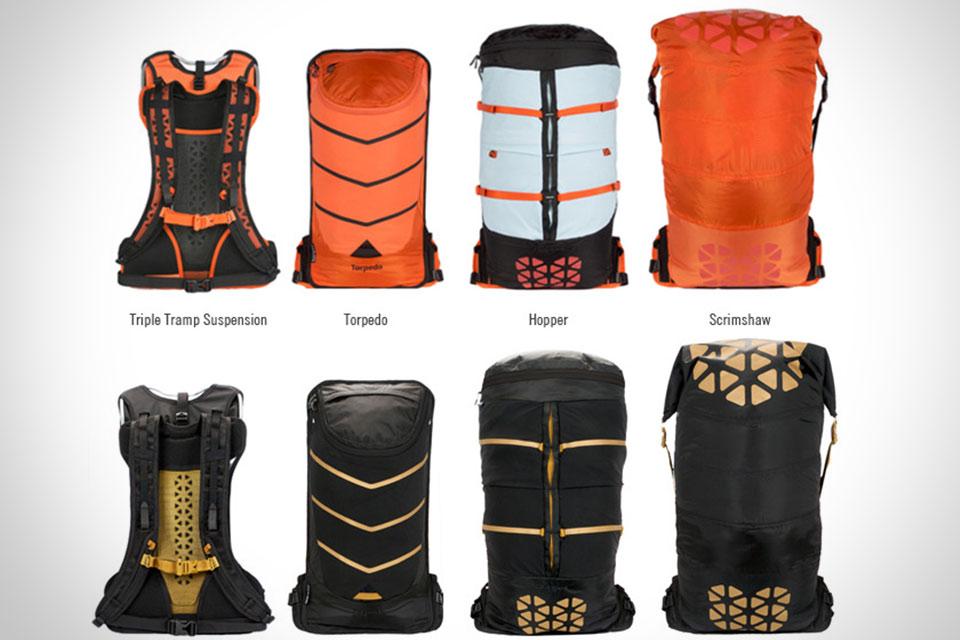 Модульный рюкзак Bootlegger Modular Pack