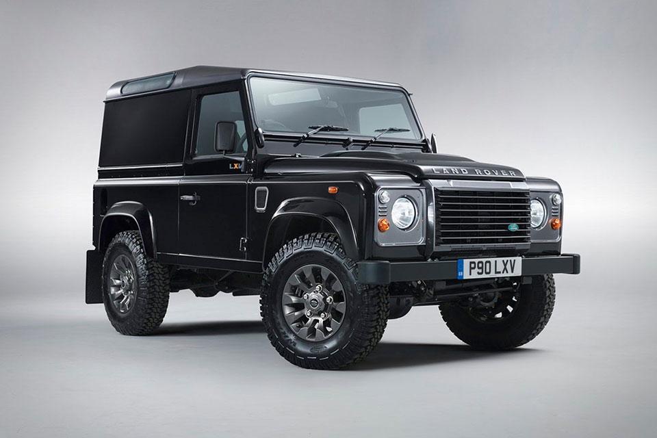 Автомобиль Land Rover Defender LXV SE