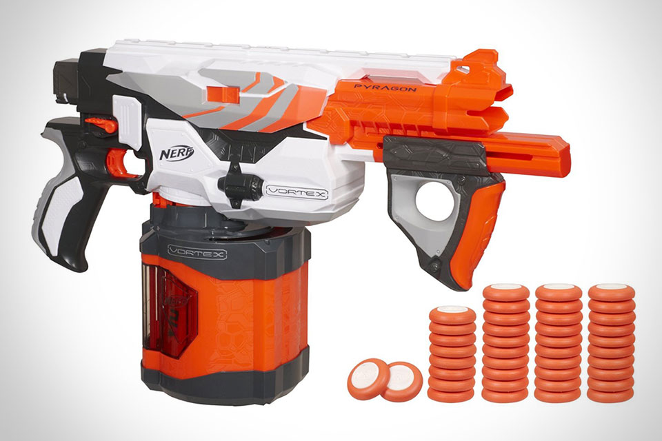 Автомат Nerf Vortex Pyragon Blaster