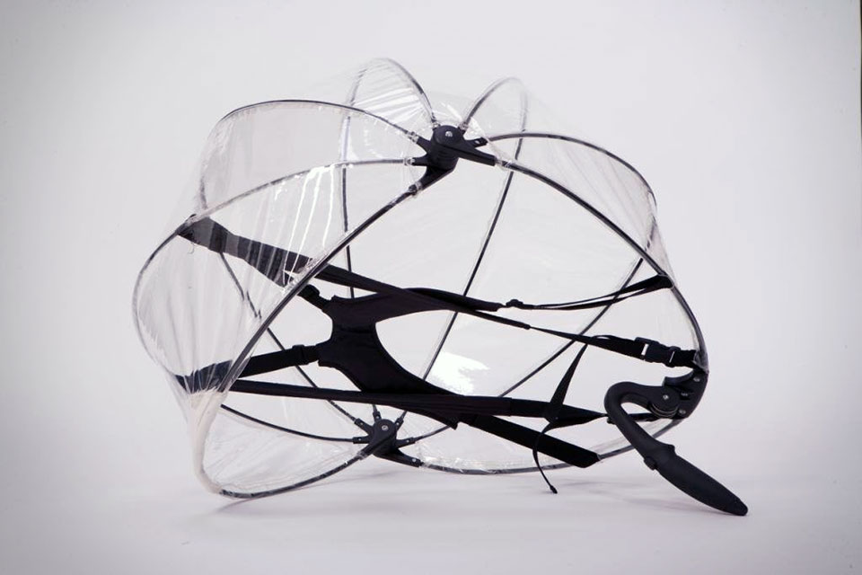 Зонтик-шлем Nubrella