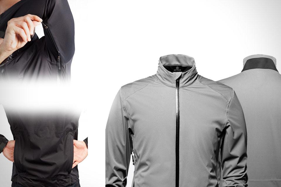Велосипедная куртка Aether Apparel Union