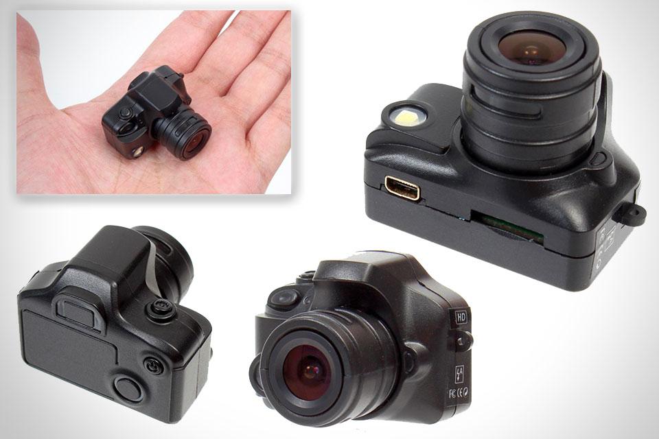Миниатюрная камера Single Lens Reflex Camera