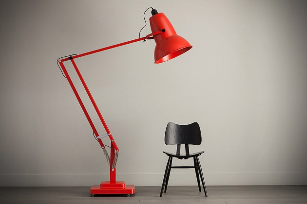 Anglepoise-Giant-1227-Floor-Lamp-Red