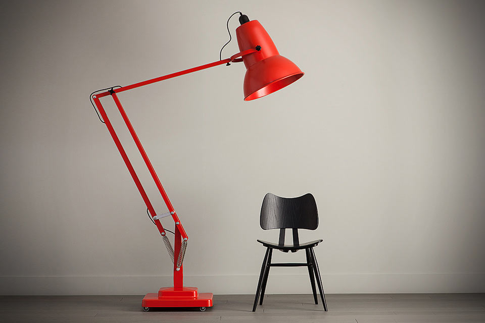 Гигантская лампа  Anglepoise Giant 1227 Floor Lamp