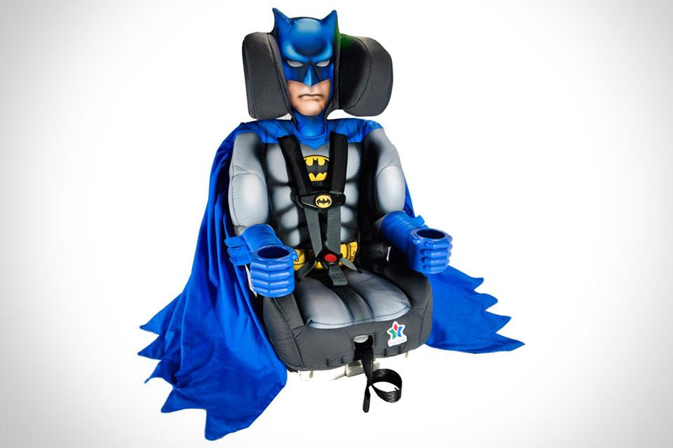 Детское автомобильное сиденье Batman