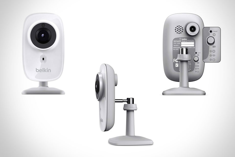 Wi-Fi камера Belkin NetCam HD