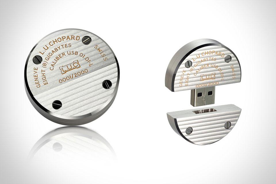Флеш-драйв Chopard Caliber USB 01.01-L