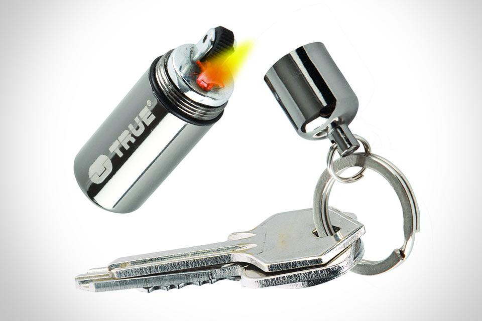 Брелок-зажигалка FireStash Key Ring Lighter