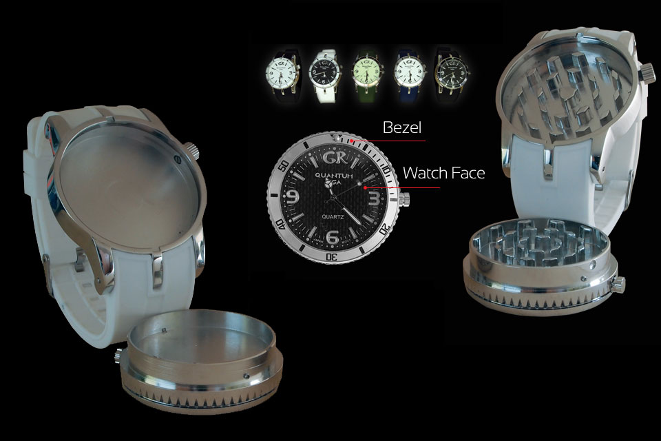 Наручные часы с измельчителем Grindrite