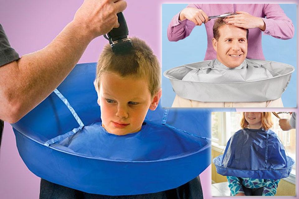 Зонт для стрижки Haircut Umbrella