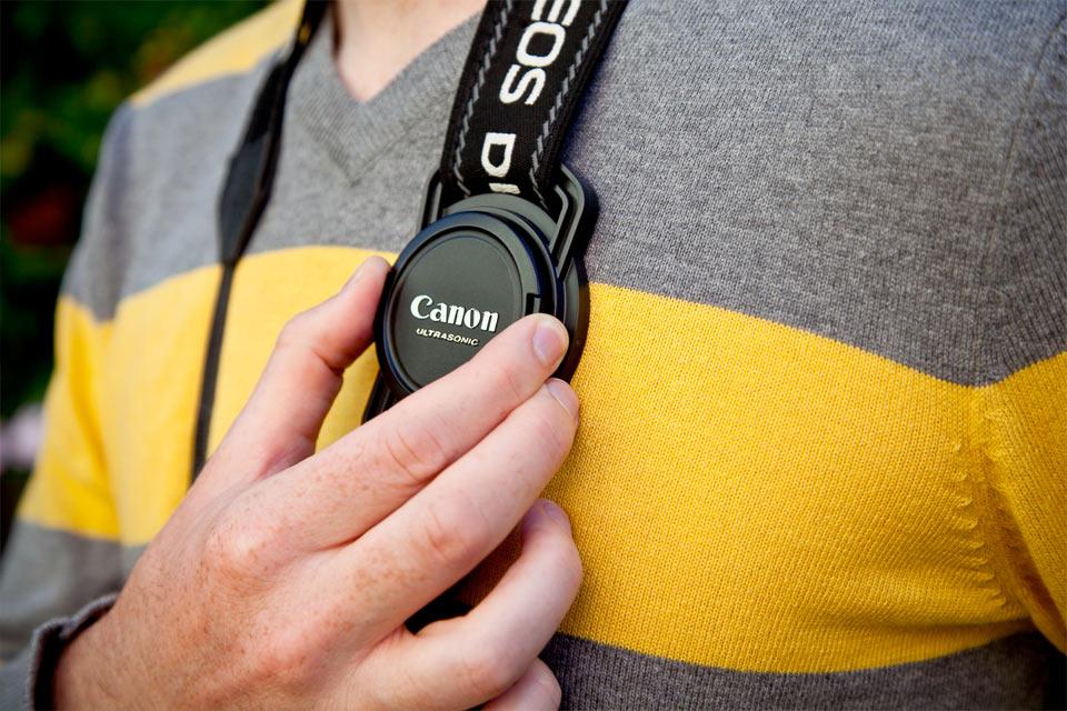 Держатель крышки фотообъектива Lens Cap Strap Holder