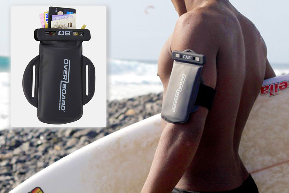 Водонепроницаемая наручная сумка Overboard Pro-Sports Waterproof Arm Pack