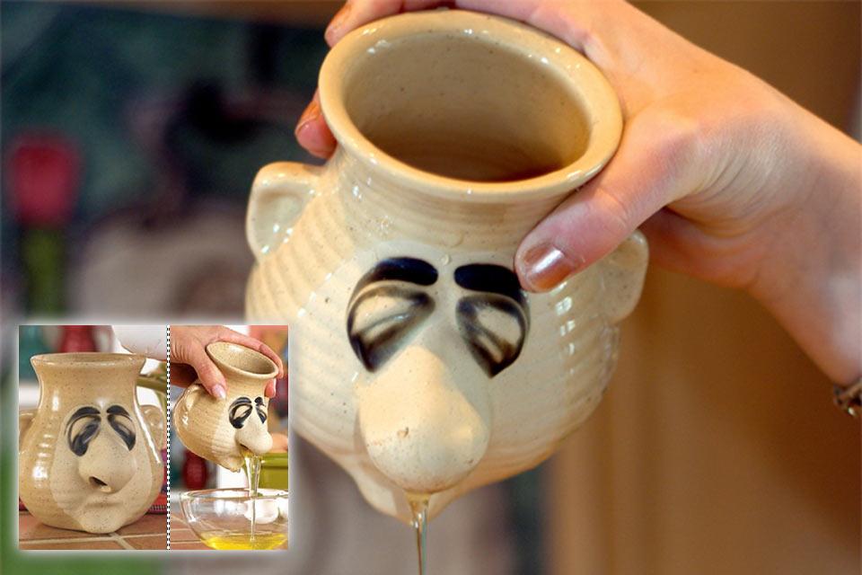 Разделитель яичных белков и желтков Snot-A-Mug