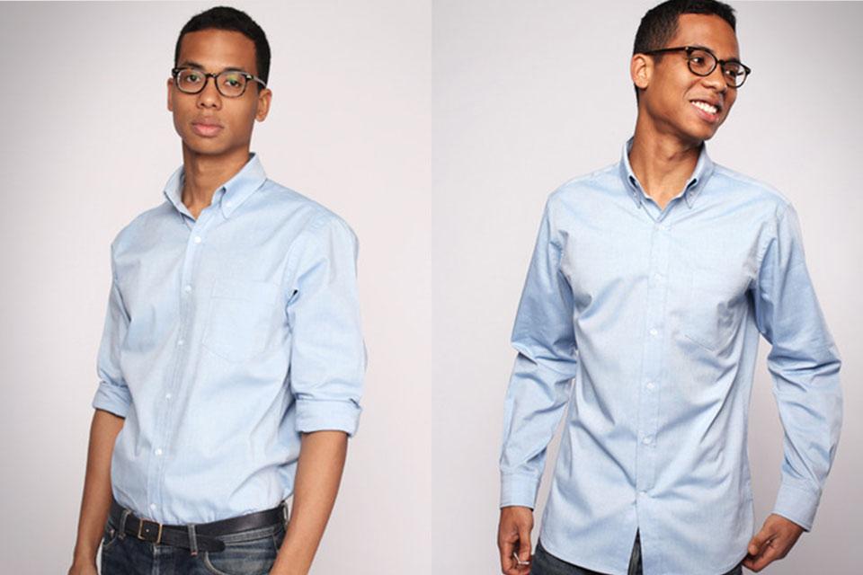 Износостойкая шерстяная рубашка Wool&Prince