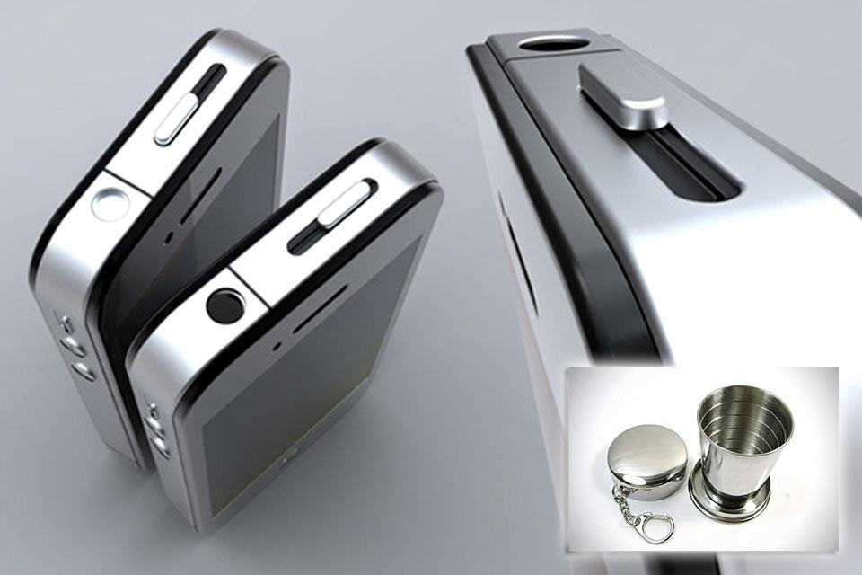 Фляга-смартфон iFlask