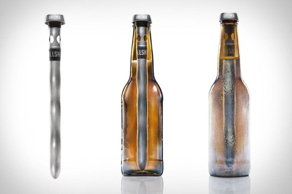 Охладитель бутылочного пива Corkcicle Chillsner