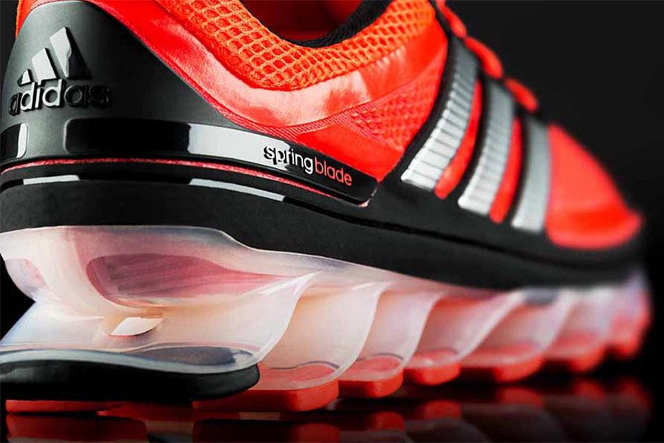 Беговые кроссовки Adidas SpringBlade