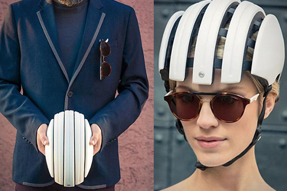 Складной велосипедный шлем Carrera Premium