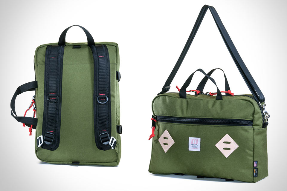 Сумка-рюкзак Topo Designs Mountain Briefcase