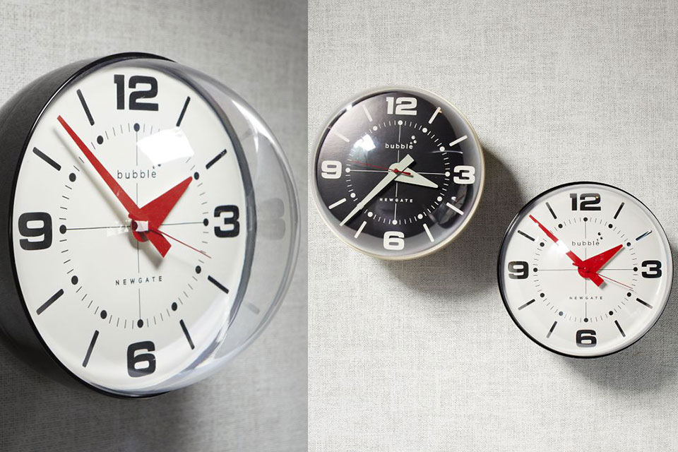 Настенные часы Newgate Bubble