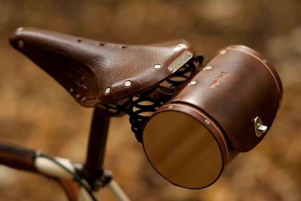 Подседельная велосипедная сумка Seat Barrel