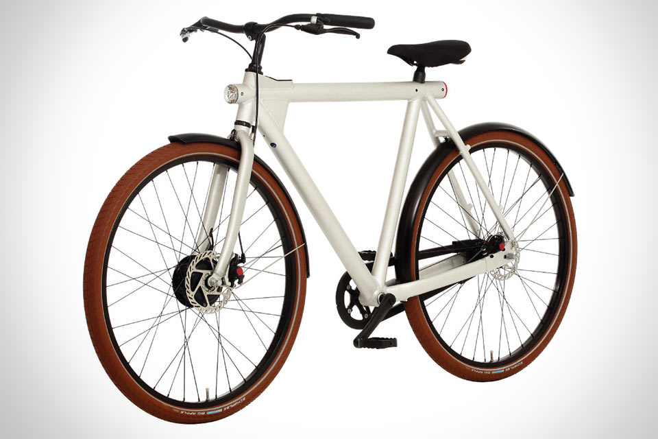 Электровелосипед Vanmoof 10